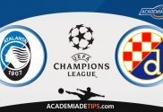Atalanta vs Dinamo Zagreb Prognóstico e Palpites de Apostas – Champions League