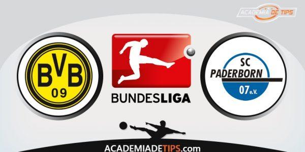 Borussia Dortmund vs Paderborn, Prognóstico e Palpites de Apostas – Bundesliga