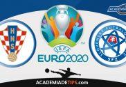 Croácia vs Eslováquia, Prognóstico, Analise e Palpites de Apostas – Euro 2020 Qualificação