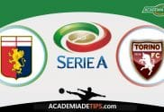 Genoa vs Torino, Prognóstico e Palpites de Apostas – Italia Serie A