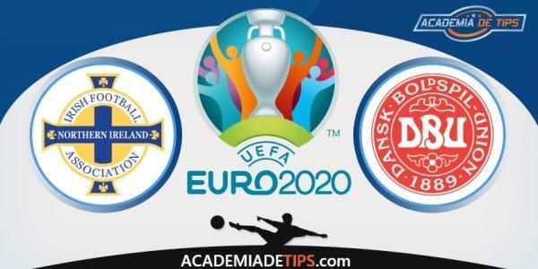 Irlanda vs Dinamarca, Prognóstico, Analise e Palpites de Apostas – Euro 2020 Qualificação