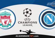 Liverpool vs Napoli, Prognóstico e Palpites de Apostas – Champions League