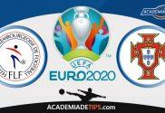 Luxemburgo vs Portugal, Prognóstico, Analise e Palpites de Apostas - Euro 2020