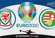Pais de Gales vs Hungria, Prognóstico, Analise e Palpites de Apostas – Euro 2020 Qualificação