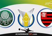 Palmeiras x Flamengo, Prognóstico e Palpites de Apostas - Brasileirão Serie A