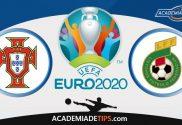 Portugal vs Lituânia, Prognóstico, Analise e Palpites de Apostas - Euro 2020