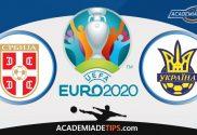 Sérvia vs Ucrânia, Prognóstico, Analise e Palpites de Apostas – Euro 2020 Qualificação