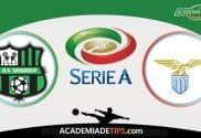 Sassuolo vs Lázio, Prognóstico e Palpites de Apostas – Italia Serie A