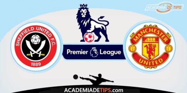 Sheffield x Manchester United Prognóstico, Analise e Palpites de Apostas - Premier League