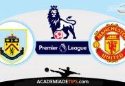 Burnley vs Manchester United, Prognóstico, Analise e Palpites de Apostas - Premier League