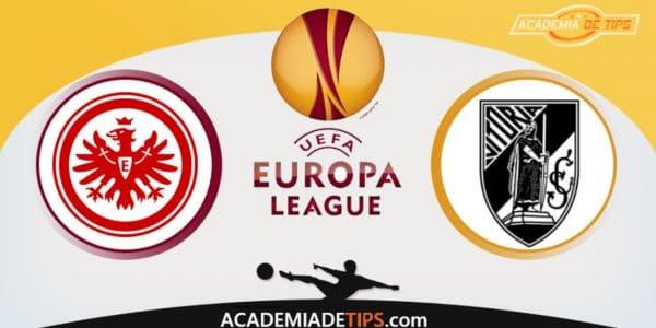 Eintracht Frankfurt vs Vitória de Guimarães, Prognóstico e Palpites de Apostas – Liga Europa