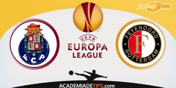 FC Porto vs Feyenoord Prognóstico e Palpites de Apostas – Liga Europa