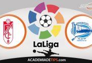 Granada vs Alaves , Prognóstico, Analise e Palpites de Apostas – La Liga