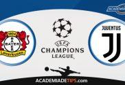 Leverkusen vs Juventus, Prognóstico e Palpites de Apostas – Liga dos Campeões