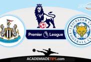 Newcastle x Leicester, Prognóstico, Analise e Palpites de Apostas - Premier League