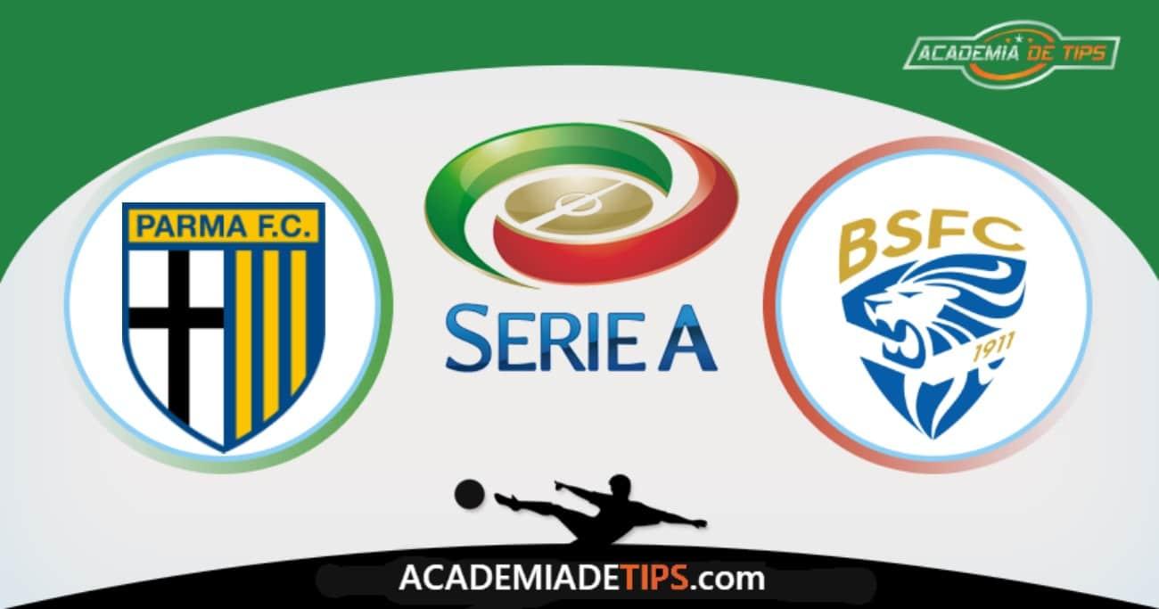 Parma vs Brescia, Prognóstico, Analise e Palpites de Apostas – Italia Serie A