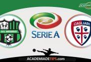 Sassuolo vs Cagliari, Prognóstico, Analise e Palpites de Apostas – Italia Serie A