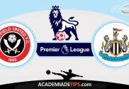 Sheffield United x Newcastle , Prognóstico, Analise e Palpites de Apostas - Premier League