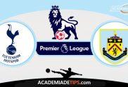 Tottenham x Burnley, Prognóstico, Analise e Palpites de Apostas - Premier League