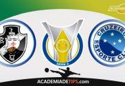 Vasco x Cruzeiro, Prognóstico e Palpites de Apostas - Brasileirão Serie A