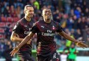 AC Milan x SPAL