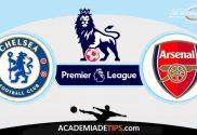 Chelsea x Arsenal, Prognóstico, Analise e Palpites de Apostas - Premier League
