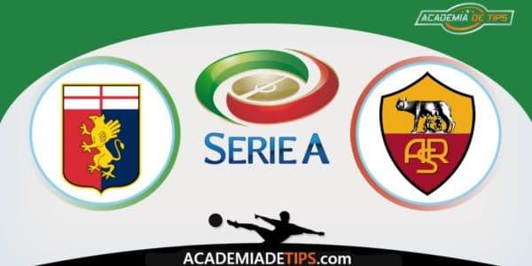 Genoa x Roma, Prognóstico, Analise e Palpites de Apostas – Italia Serie A