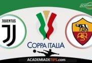 Juventus vs Roma, Prognóstico, Analise e Palpites de Apostas – Coppa Italia