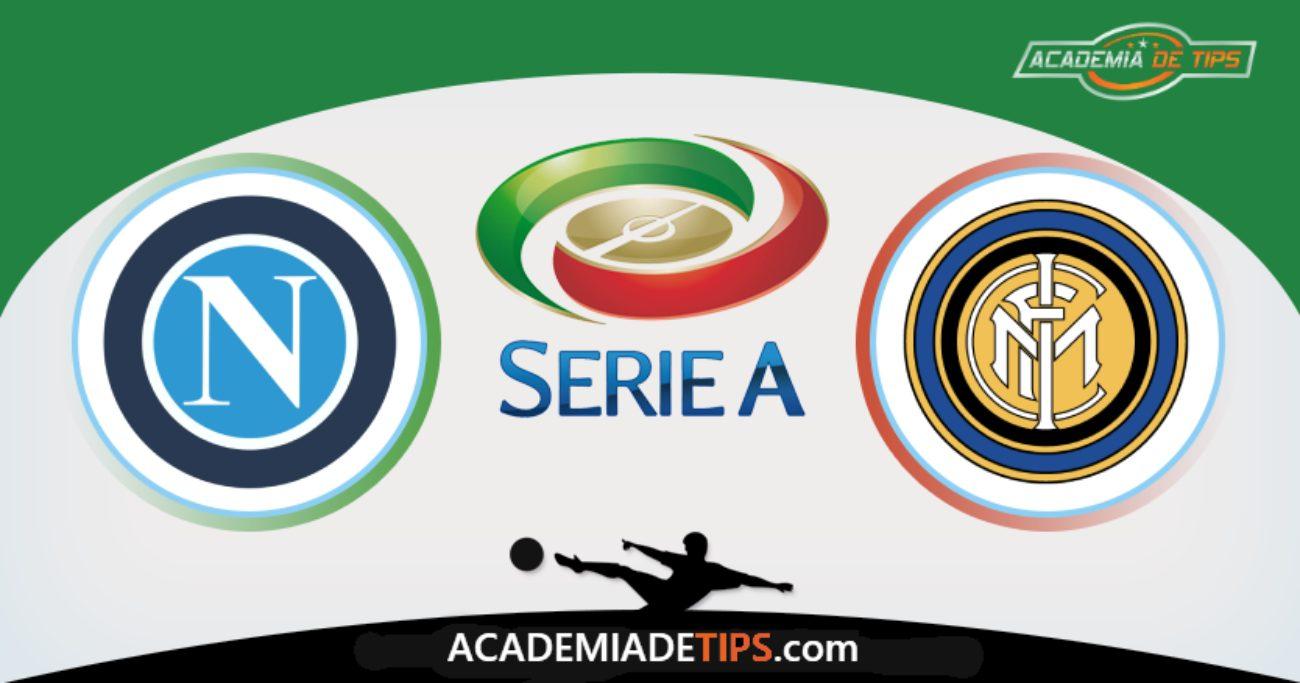 Napoli vs Inter, Prognóstico, Analise e Palpites de Apostas – Italia Serie A