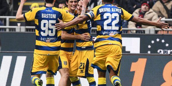 Parma FC x Lecce