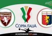 Torino vs Genoa, Prognóstico, Analise e Palpites de Apostas – Coppa Italia