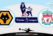 Wolves x Liverpool, Prognóstico, Analise e Palpites de Apostas - Premier League