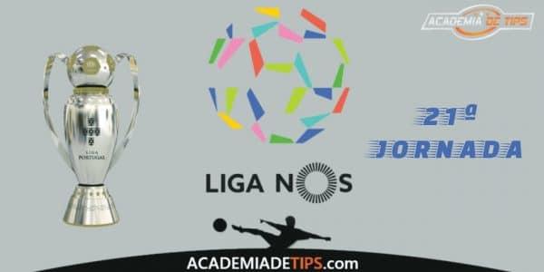 Apostas 22 Jornada da Liga NOS 201920 – Analise & Palpites