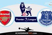 Arsenal vs Everton, Prognóstico, Analise e Palpites de Apostas - Premier League