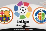 Barcelona x Getafe, Prognóstico, Analise e Palpites de Apostas – La Liga
