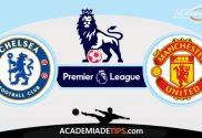 Chelsea x Man United, Prognóstico, Analise e Palpites de Apostas - Premier League
