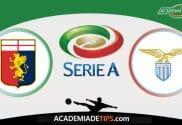 Genoa x Lazio, Prognóstico, Analise e Palpites de Apostas – Italia Serie A