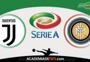 Juventus x Inter, Prognóstico, Analise e Palpites de Apostas – Italia Serie A