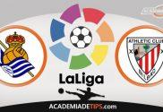 Real Sociedad x Athletic Bilbao, Prognóstico, Analise e Palpites de Apostas – La Liga