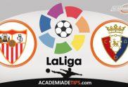 Sevilla x Osasuna, Prognostico, Analise e Palpites de Apostas – La Liga