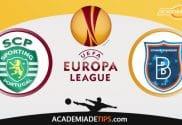 Sporting x Basaksehir, Prognóstico, Analise e Palpites de Apostas – Europa League