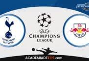 Tottenham x Leipzig, Prognóstico, Analise e Palpites de Apostas – Champions League