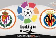 Valladolid x Villarreal, Prognóstico, Analise e Palpites de Apostas – La Liga