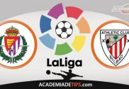 Valladolid x Athletic Bilbao, Prognostico, Analise e Palpites de Apostas – La Liga