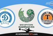 Dinamo Minsk vs Zhodino, Prognóstico, Análise e Palpites de Apostas - Liga Vysshaya