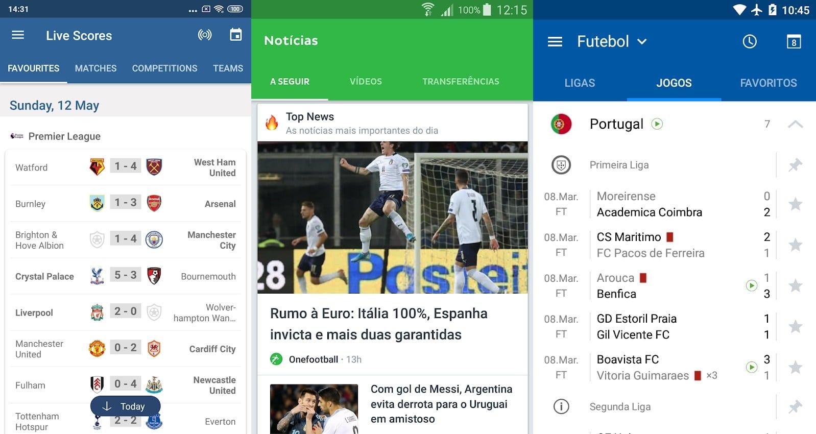 As 5 Melhores Apps Para Apostas Desportivas - Dicas e Sugestões