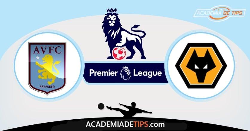 Aston Villa x Wolves, Prognóstico, Analise e Palpites de Apostas – Premier League