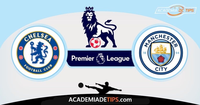 Chelsea x Man City, Prognóstico, Analise e Palpites de Apostas – Premier League