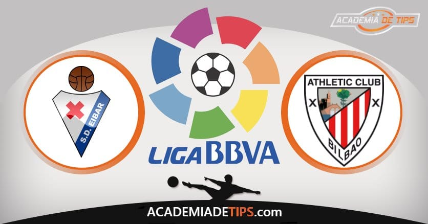 Eibar x Athletic Bilbao, Prognóstico, Analise e Palpites de Apostas – La Liga
