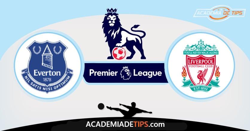 Everton x Liverpool, Prognóstico, Analise e Palpites de Apostas – Premier League